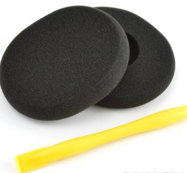 Logitech H800 Headphone Black Earpads