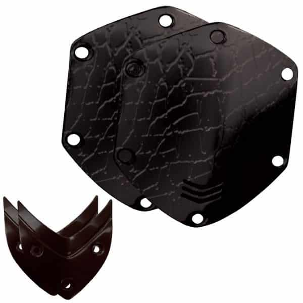 V Moda Croc Black Shield