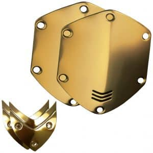 V Moda Gold Shield