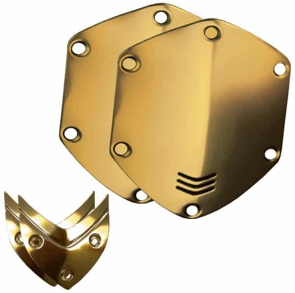 V Moda Gold Shield