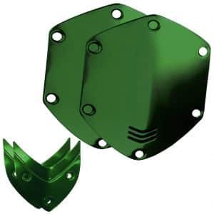 V Moda Hawk Green Shield