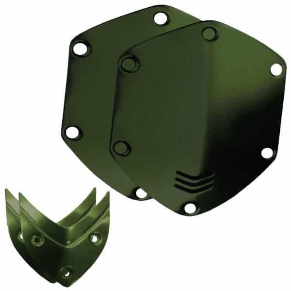 V Moda Matte Green Shield