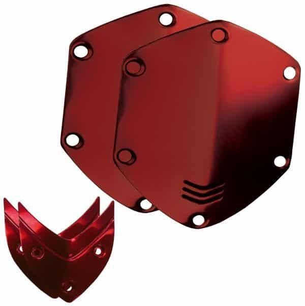 V Moda REd Shield