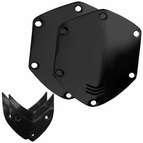 V Moda Shiny Black Shield
