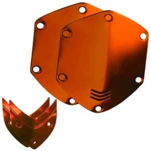 V Moda Sun Orange Shield