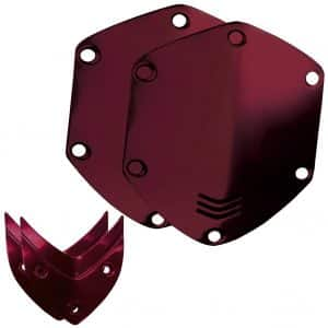 V Moda Crimson Red Shield