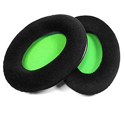 HyperX Cloud II Green Ear Pads