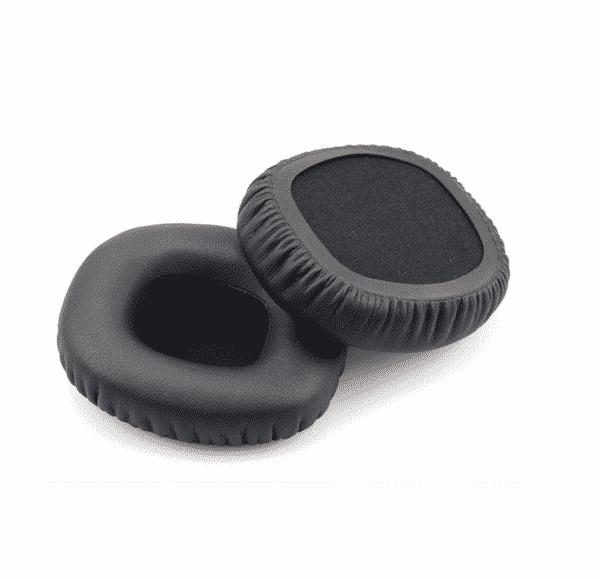 Back Side JBL 55A Black Ear Pads