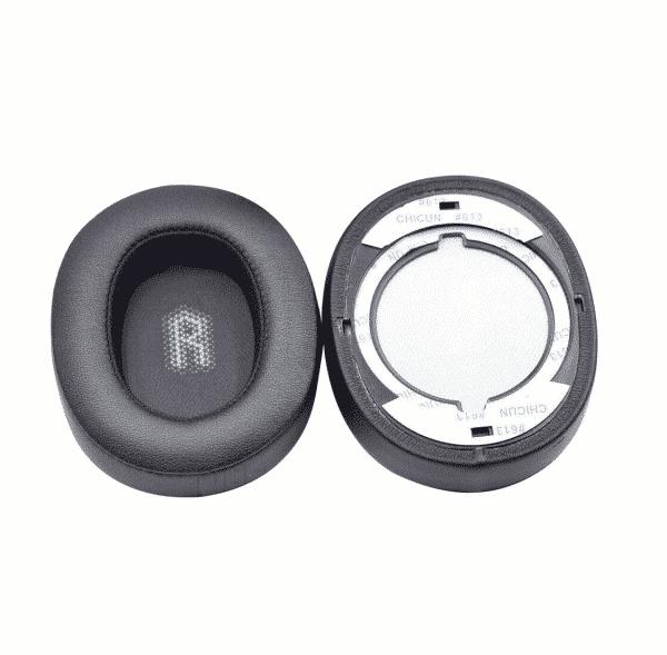 Back Side of JBL E55BT Black Ear Pads