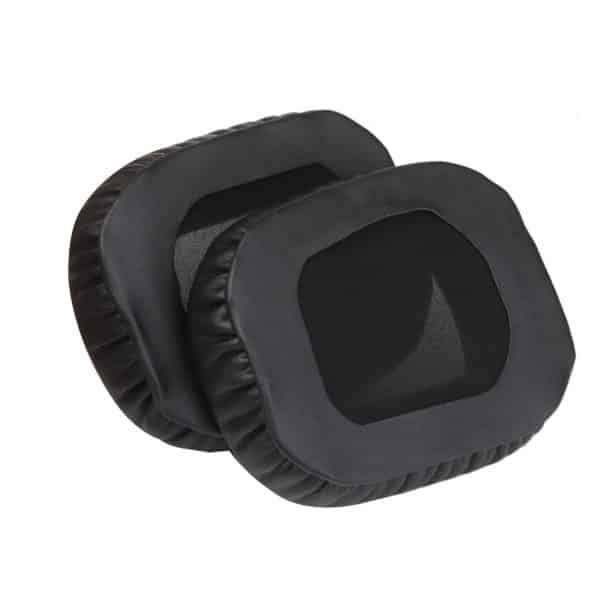 Back Side of Razer Tiamat 7.1 Black Ear Pads