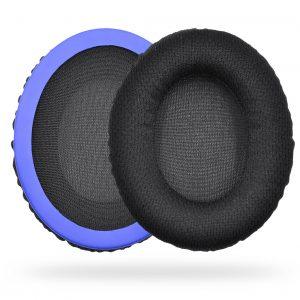 HyperX Cloud Stinger Wireless Black and Blue Ear Pads