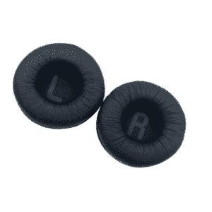 JBL Headphone Tune 600BTNC Black Ear Pads