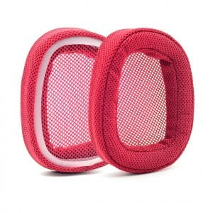 Logitech Red Fabric G Pro Ear Pads