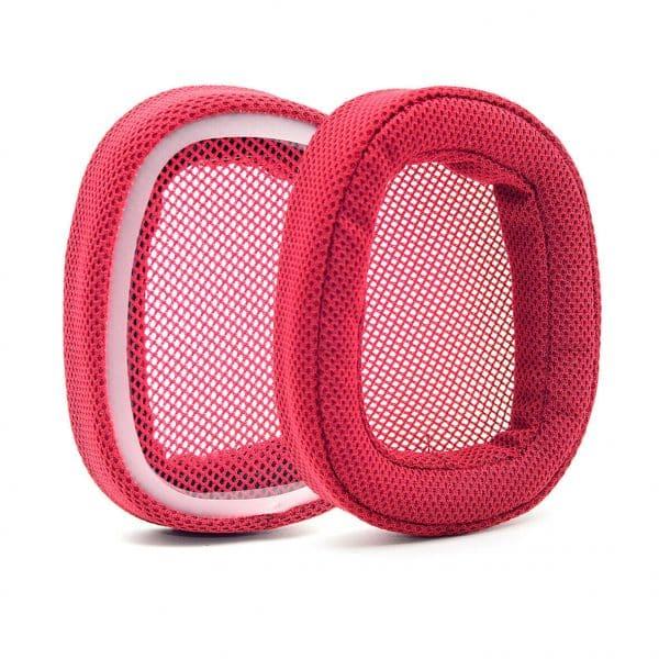 Logitech Red Fabric G Pro Ear Pads