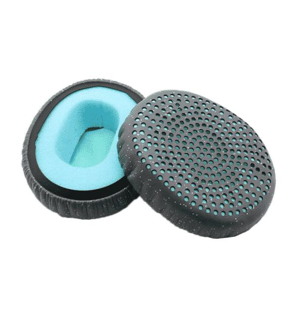 Miami Blue Teal Skullcandy Riff Wireless Ear Pads