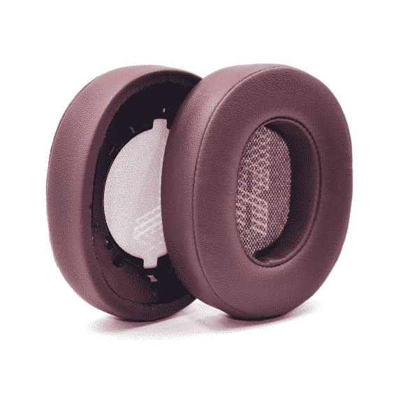 Replacement Red Ear Pads JBL Live 500BT