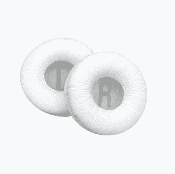 Replacement White Ear Pads JBL Tune 600BTNC Headphones