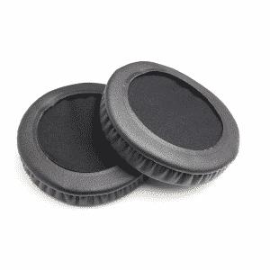 Back Side DT880 Black Earpad Cushions