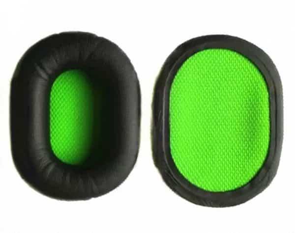 BlackShark Green Ear Pads